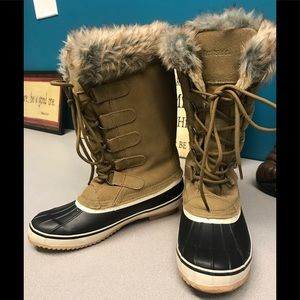 Women's Northside Kathmandu Winter Boots Size 9